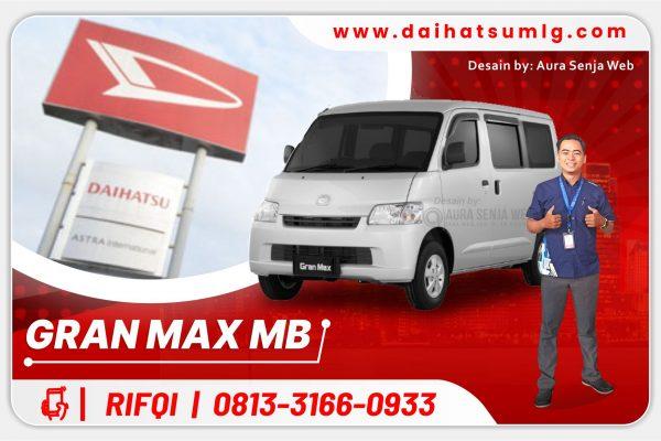 Gran Max MB
